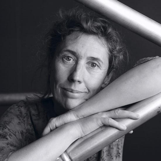Anne Courel, metteuse en scène, Compagnie Ariadne